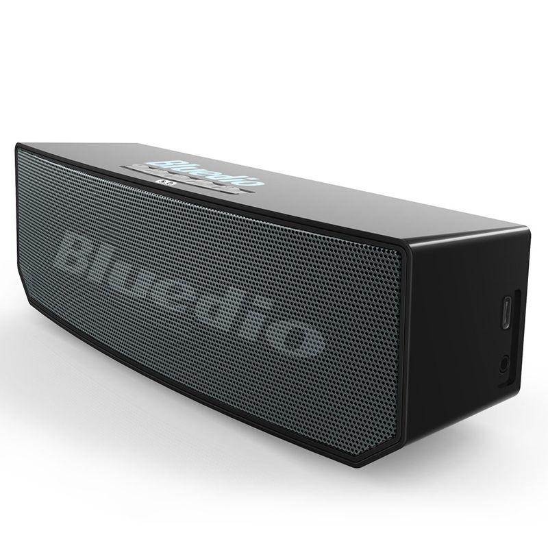 Image of   BLUEDIO - BS-6 Trådløs Bluetooth 5.0 Smart Højttaler