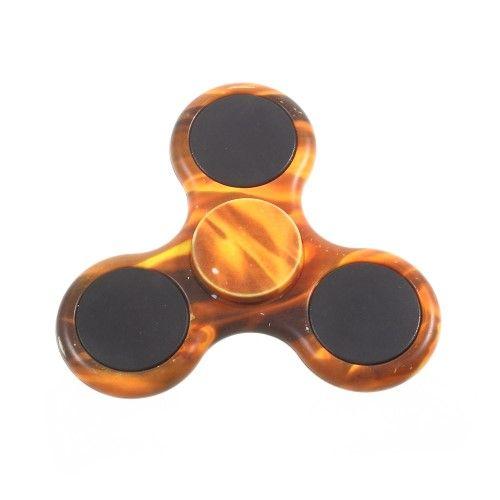 Fidget spinner - Kamouflage - Brun