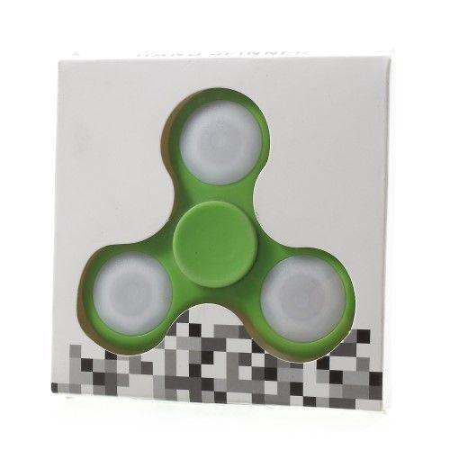Fidget spinner - Aktiv & stressfri - Grøn