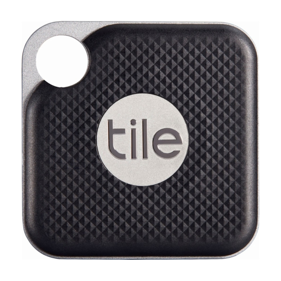 Image of   Tile Pro (2018) Black Bluetooth Tracker