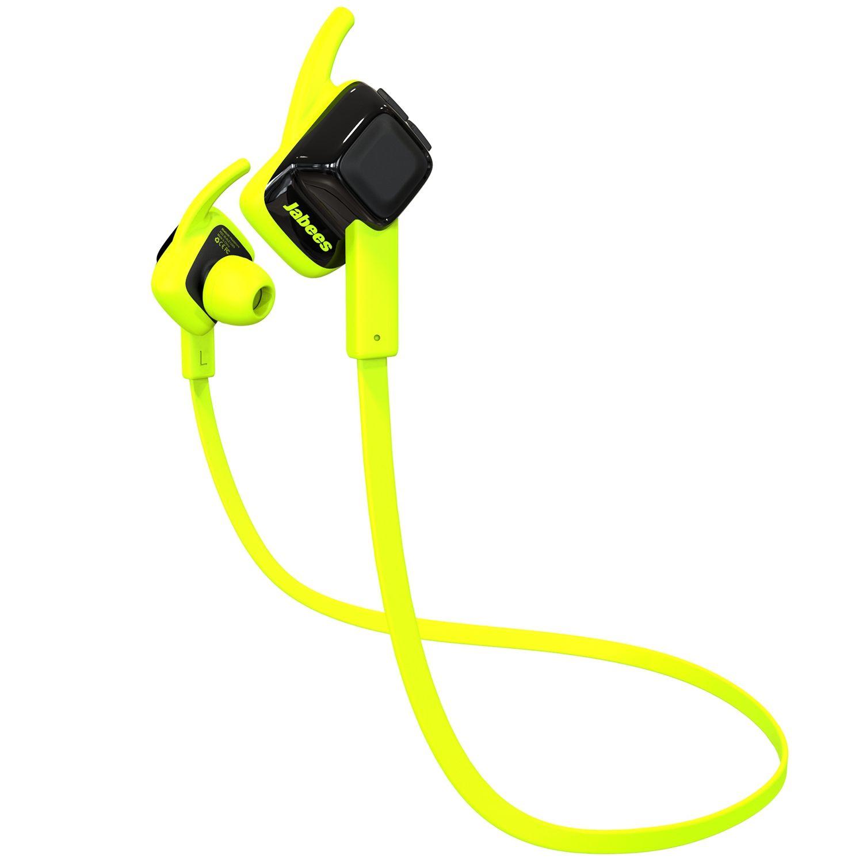 Jabees beatING Sport Trådløse Høretelefoner - Grøn
