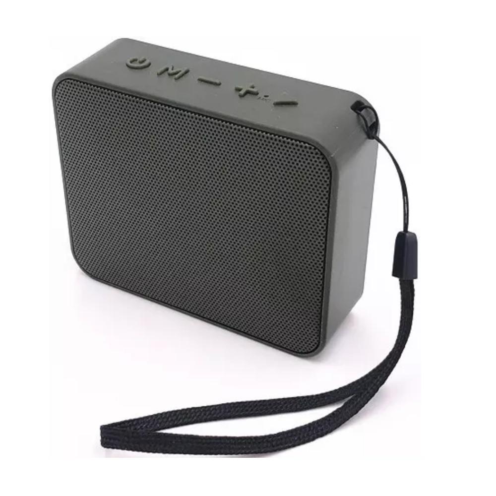 Setty GB-100 – Bluetooth Højttaler med FM funktion & microSD kortlæser – Sort