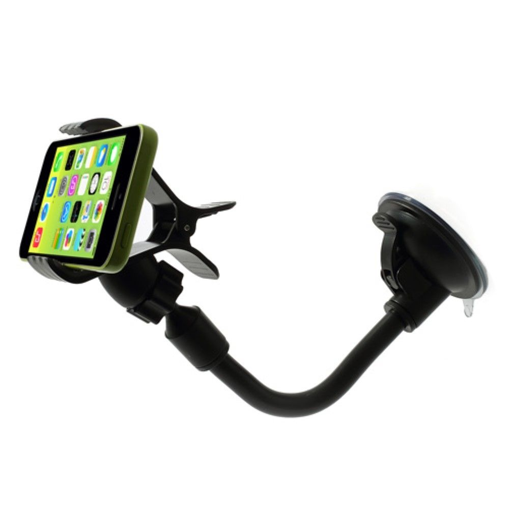 Image of   Universal holder til bilen m/sugekob til iPhone/smartphone