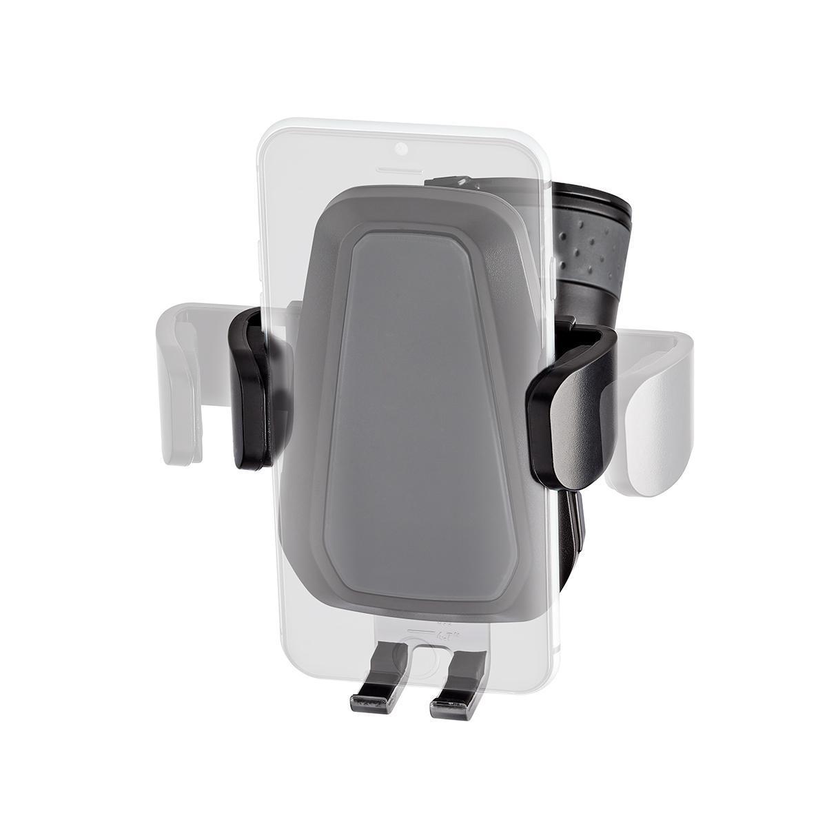 Billede af Bilholder - Intelligent Trådløs oplader til Bilen - HURTIG opladning - Automatisk lukkesystem