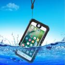 iPhone 7 Plus - Vandtæt undervands cover REDPEPPER - Sort