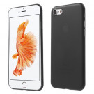 Iphone 7 - Ultra tynd 0.3mm Hard PC cover - sort