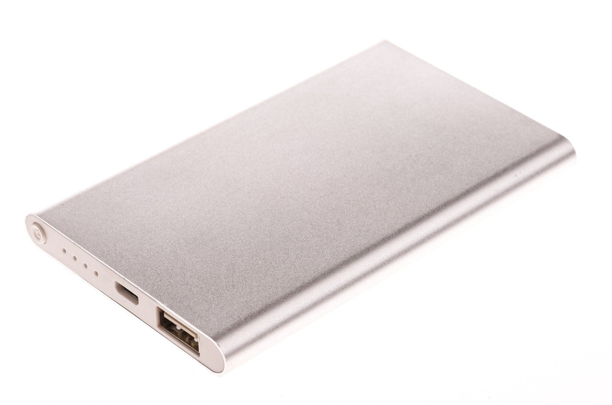Greylime Power Slim Powerbank 4000 mAh