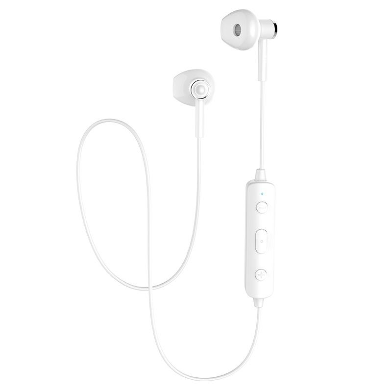 Image of   HOCO - Sports Bluetooth høretelefoner - Hvid