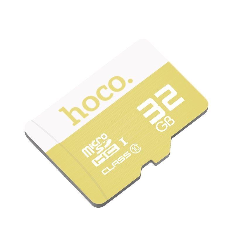 Image of   HOCO 32GB microSDHC / microSD TF hukommelseskort / memorycard - Class 10