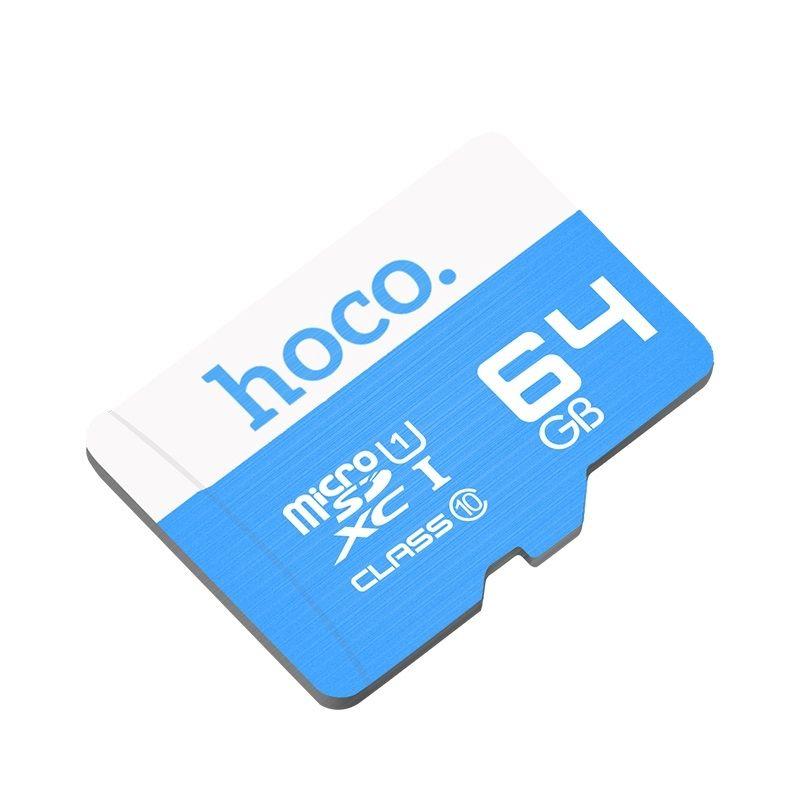 Image of   HOCO 64GB microSDXC / microSD TF hukommelseskort / memorycard