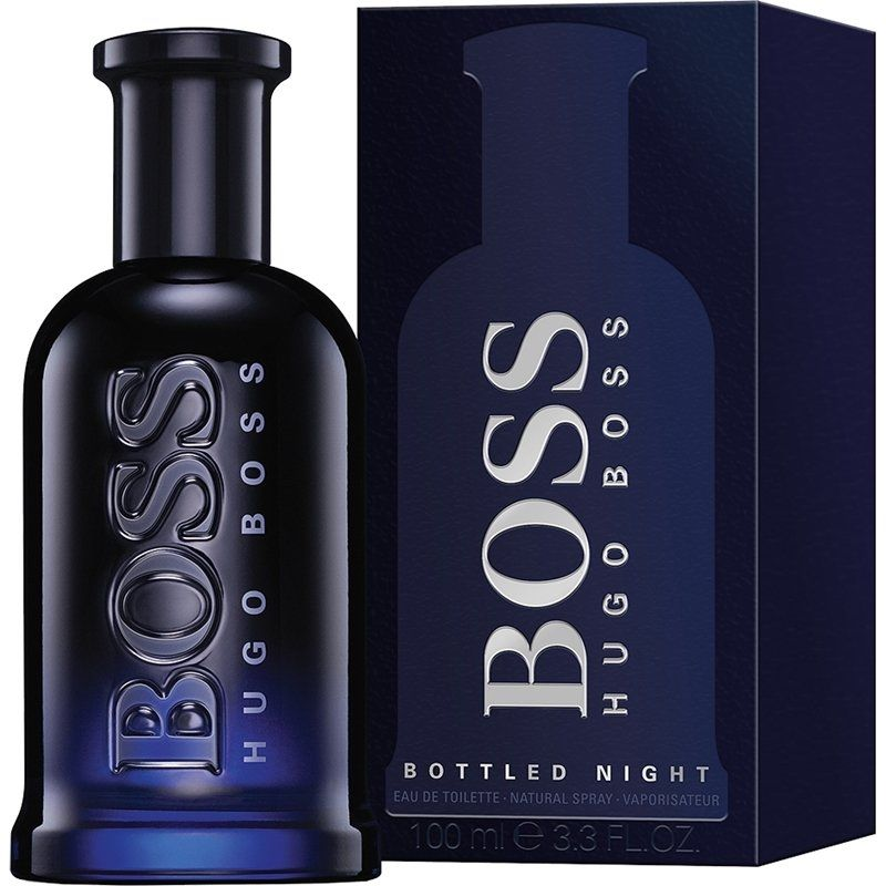 Image of   Hugo Boss - Bottled Night EDT 100ml - Mænd