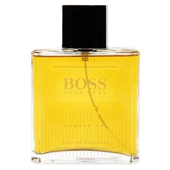 Image of   Hugo Boss - Boss Number One EDT 125ml - Mænd