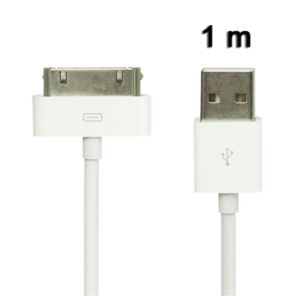 Image of   iPod/iPhone/iPad Kabel High Quality USB 2.0 Data Sync Kabel