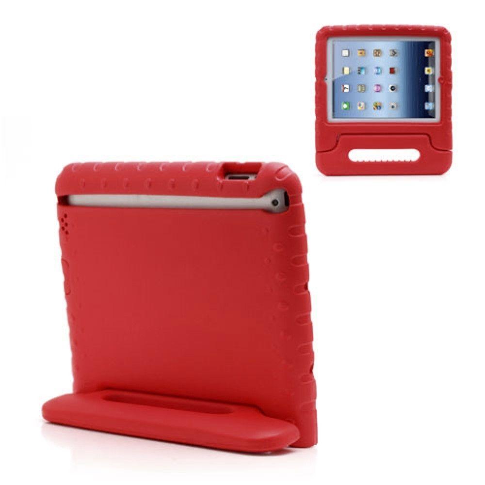 Image of   iPad 4/3/2 - EVA Shockproof Hybrid cover - Rød