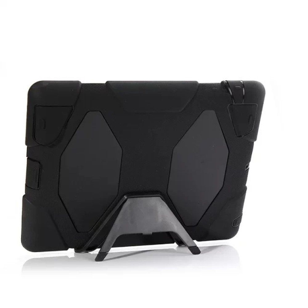 Image of   iPad 2,3,4 - Military Duty Hybrid cover - Sort