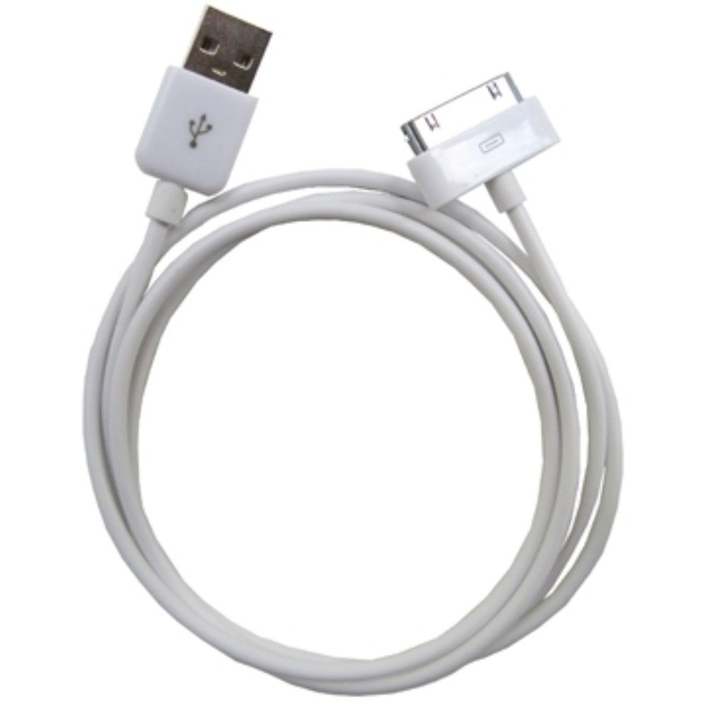 Image of   iPod/iPhone/iPad Kabel Data Sync/oplader Kabel