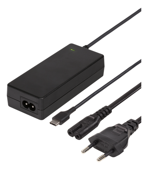 Image of   Acer Chromebook 11 / 14 / 15 Serien Oplader / AC strømadapter Type-C 45W - 5 Års Garanti