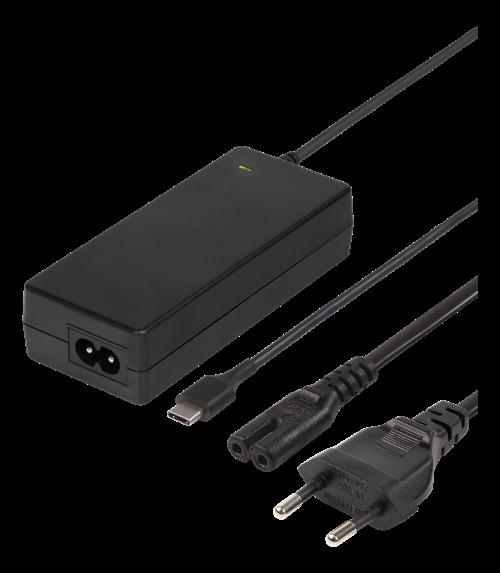 Image of   Acer Chromebook Spin 11 / 13 serien - Oplader / AC strømadapter Type-C 45W - 5 Års Garanti