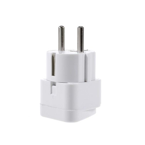 Image of   Travel Power Adaptor med Europa Socket Plug