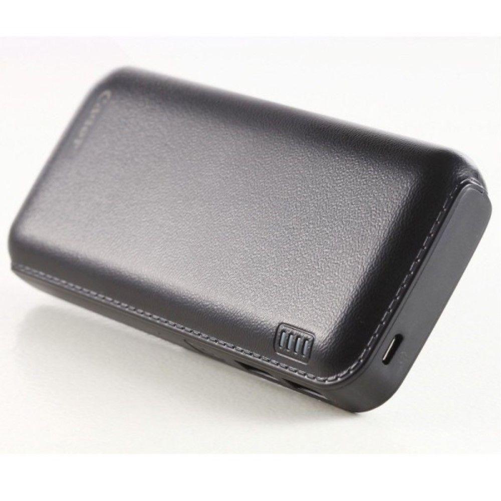 Image of   Cager 12000mAh Dual-USB powerbank - Sort