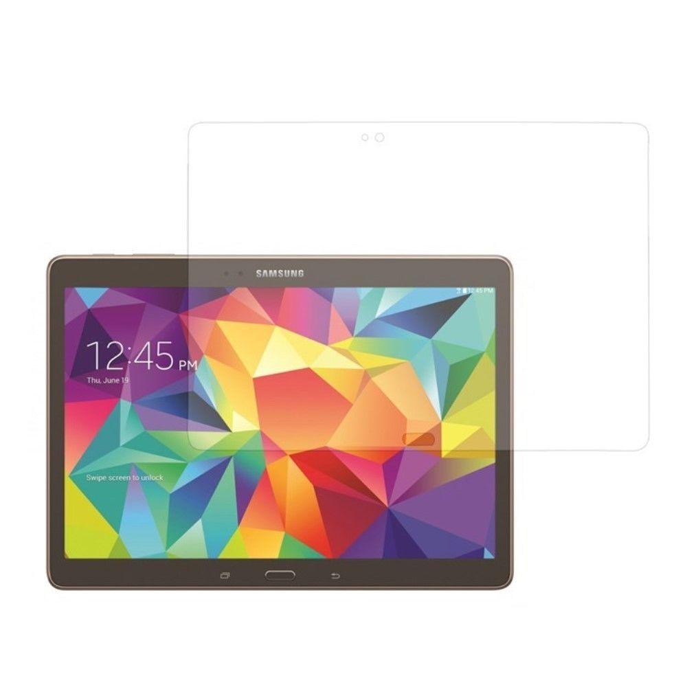 Samsung Galaxy Tab S 10.5 - Hærdet panserglas 0,3mm.