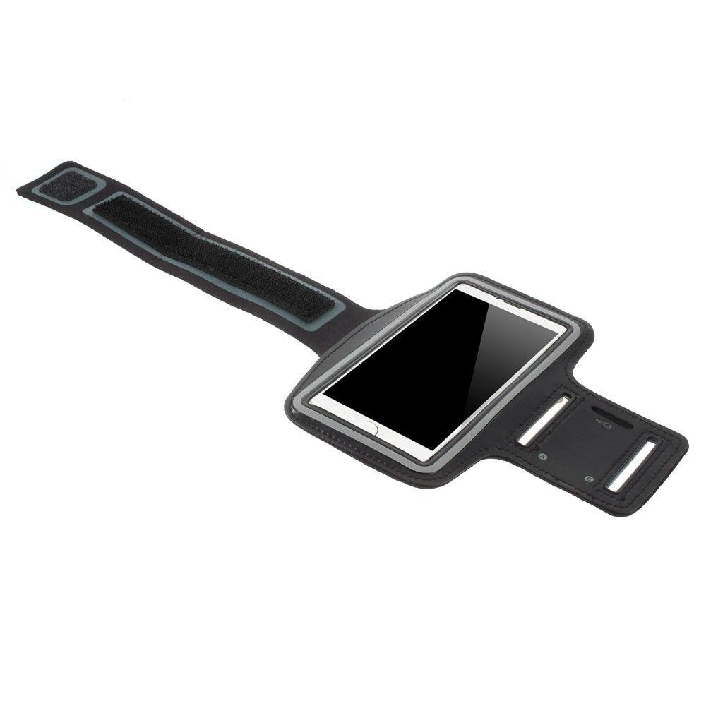 """Image of   Universal Sportsarmbånd til 5.5"""" - Sort"""