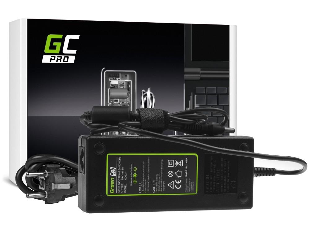 MSI GX780R - Oplader / AC strømadapter - 120W 19V 6.3A (5.5.x2.5mm)