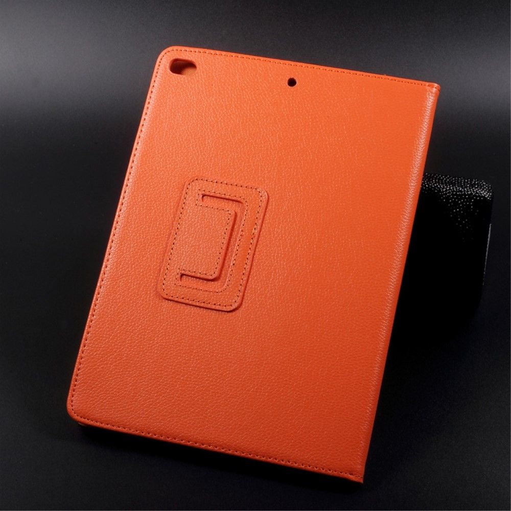Image of   iPad 9.7 (2017 / 2018) - Smart læder cover / etui - Orange