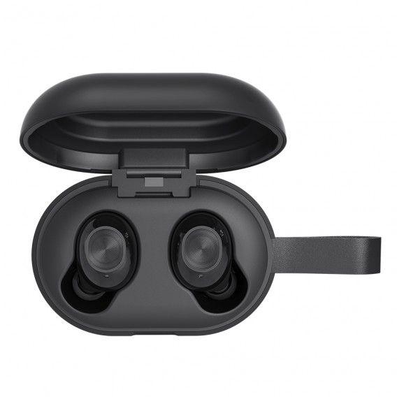 Billede af TRONSMART Spunky Beat Ear-Buds Bluetooth høretelefoner - Med opladerbox - Sort