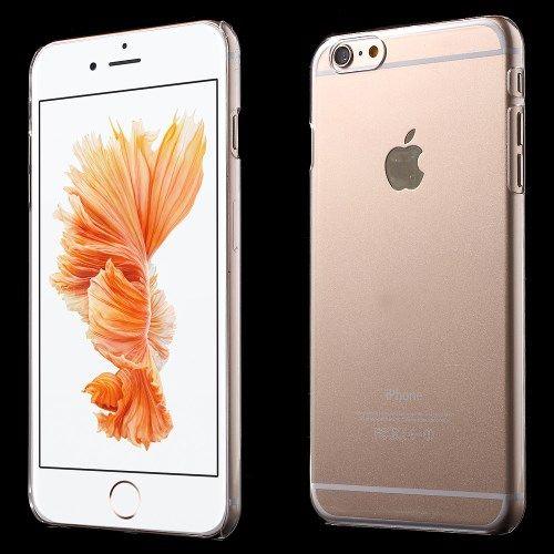 Image of   iPhone 6/6S - Krystal Klart Plastik Hard Etui Cover