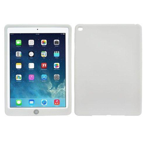 Image of   iPad Air 2 - Silikone Beskyttende Etui - Hvid
