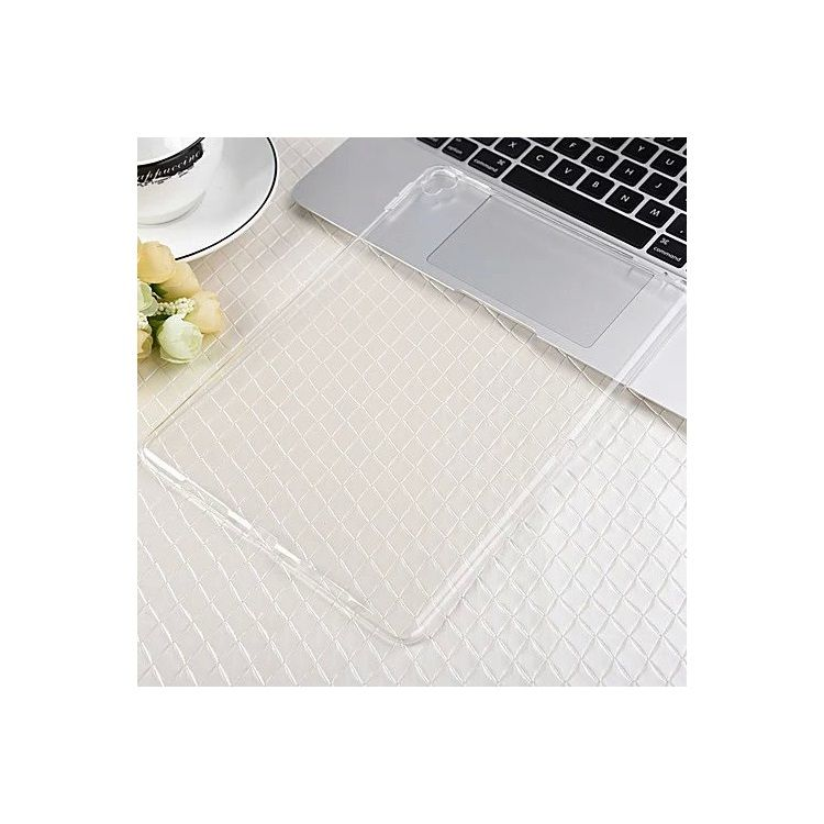 Image of   iPad Pro 9.7 - Blankt Blødt TPU Cover - Transparent