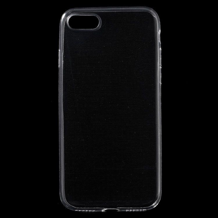 iPhone 7 - Ultra Spinkelt Gummi TPU Cover - Transparent