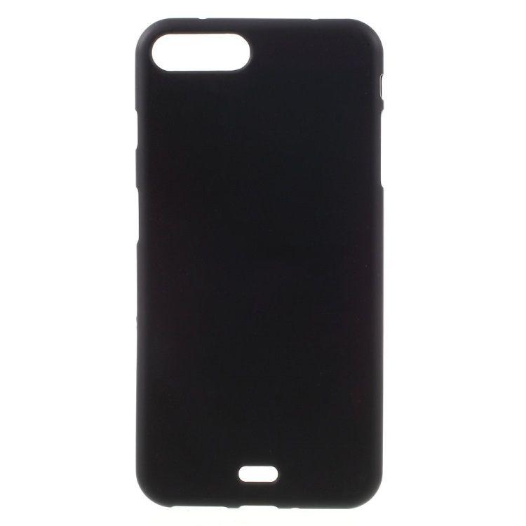 Iphone 7 Plus - TPU beskyttende etui - sort