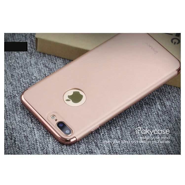 Image of   iPhone 7 Plus - IPAKY hard Cover - Rosaguld
