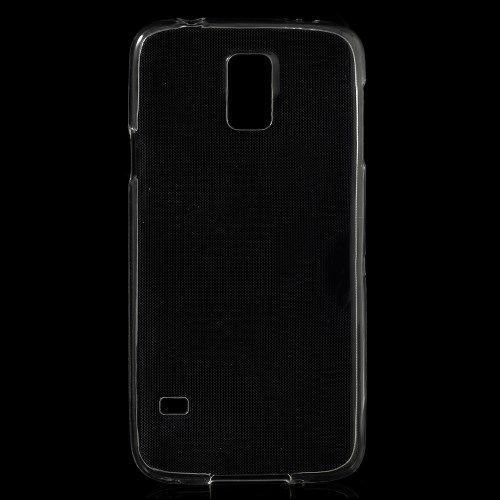 Image of   Galaxy S5/S5 Neo - Ultratyndt Blødt TPU Etui - Transparent