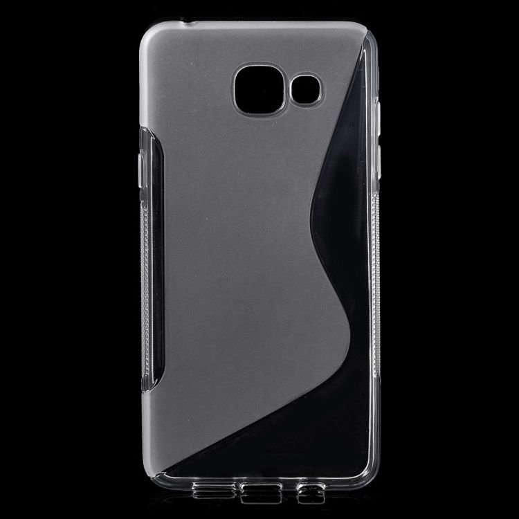 Image of   Galaxy A5 (2016) - S-line TPU Cover - Transparent