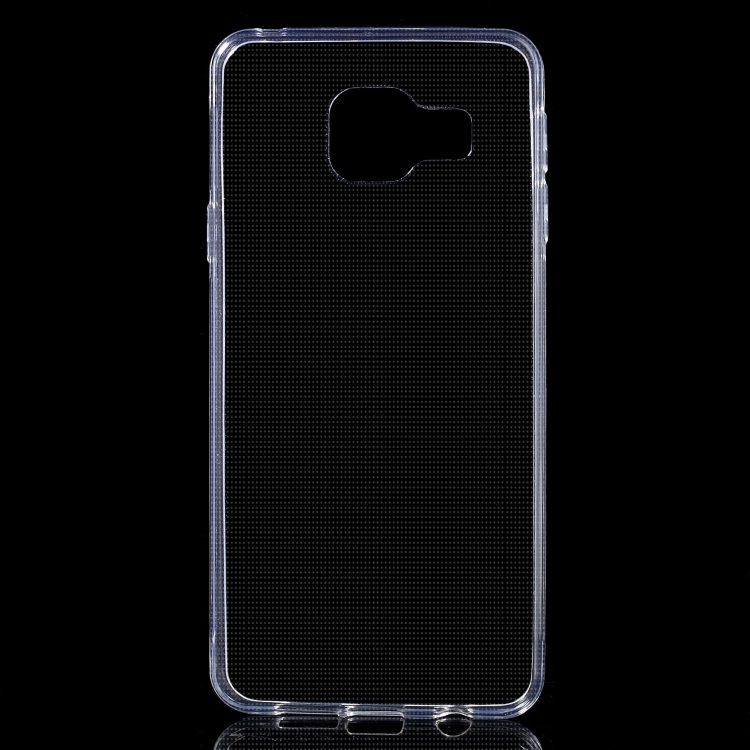 Image of   Galaxy A3 2016 - Ultratyndt TPU Etui - Transparent