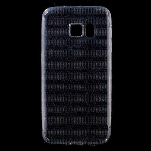 Image of   Samsung Galaxy S7 - Ultratyndt Blødt TPU Etui - Grå