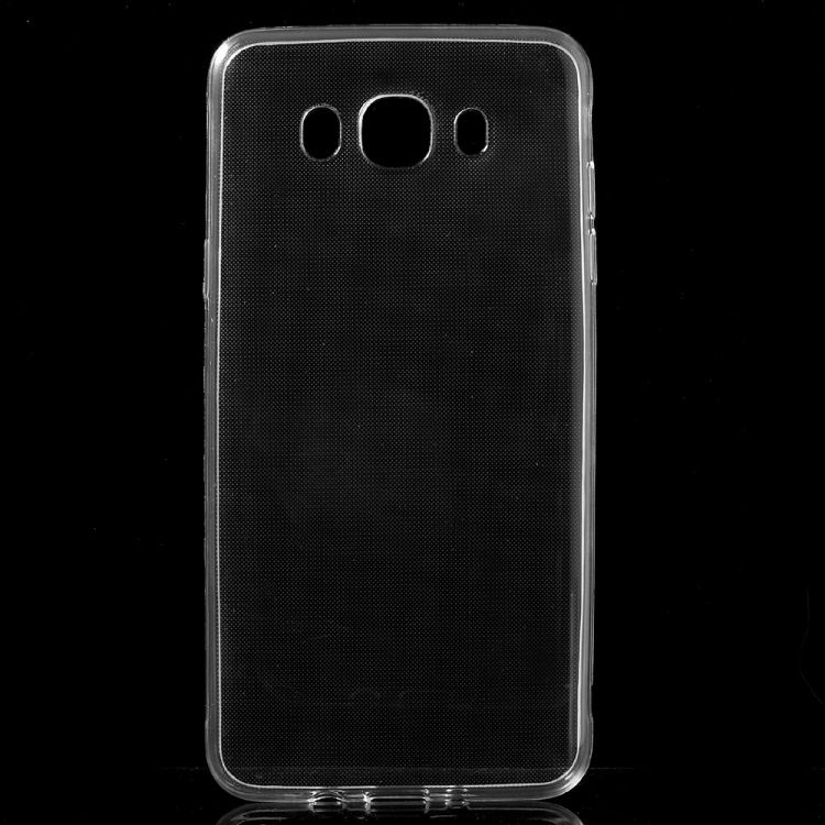 Image of   Galaxy J7 (2016) - Ultratyndt TPU Beskyttende Cover - Transparent