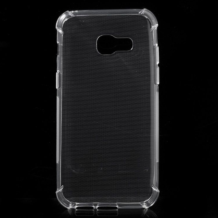 Image of   Galaxy A3 (2017) - Klart Blankt TPU Cover - Transparent