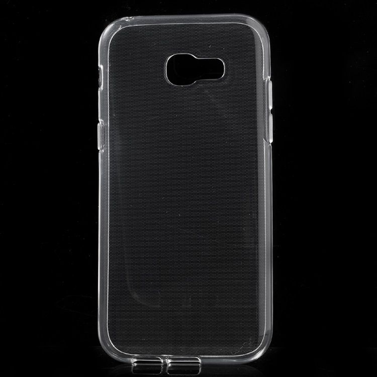 Image of   Galaxy A5 (2017) - Klart Blankt TPU Cover - Transparent