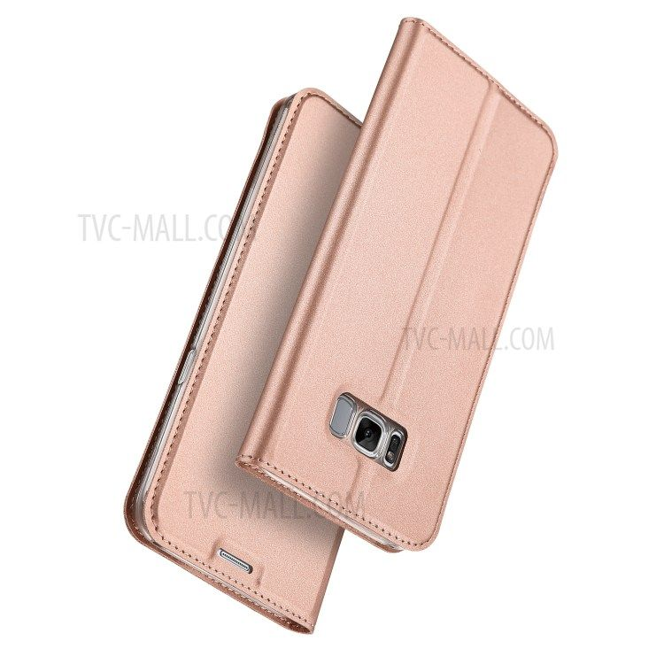 Image of   Galaxy S8 Plus - DUX DUCIS Business style cover - Rosa guld