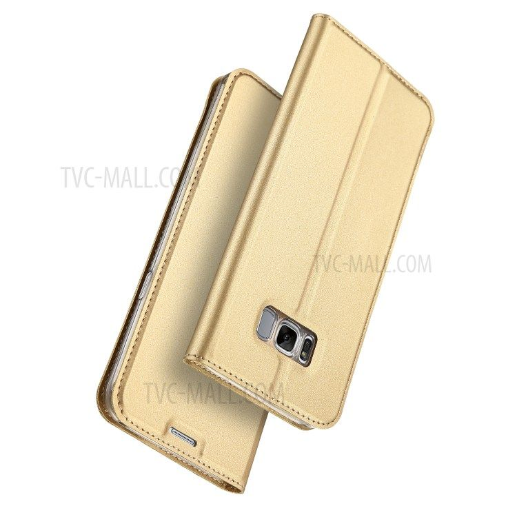 Image of   Galaxy S8 Plus - DUX DUCIS Business style cover - Guld