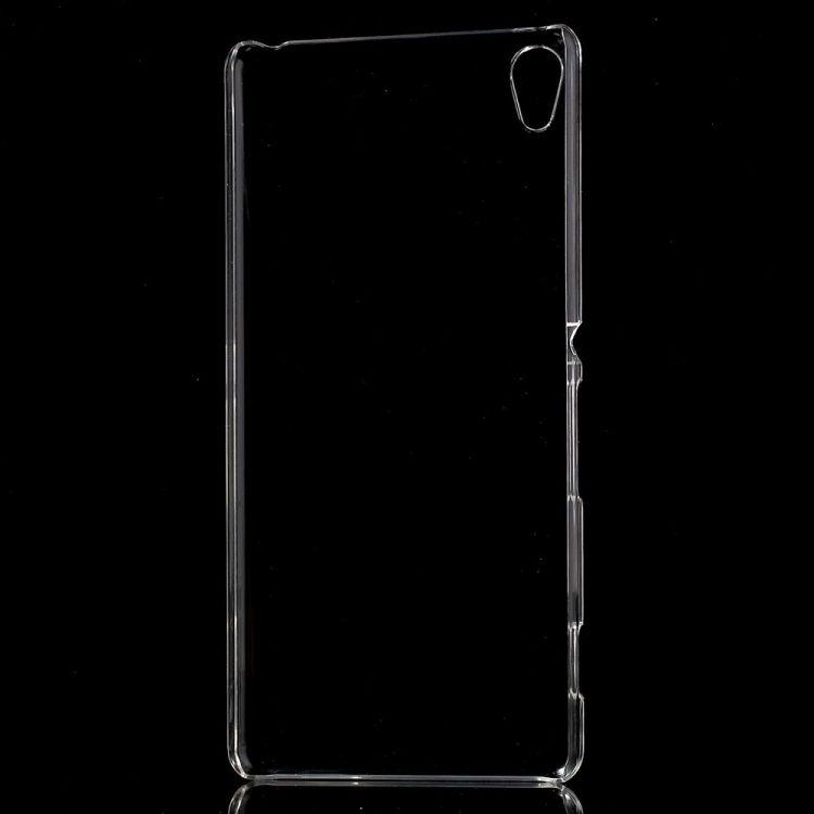 Image of   Sony Xperia XA / XA Dual - Transparent Hard Beskyttende Etui