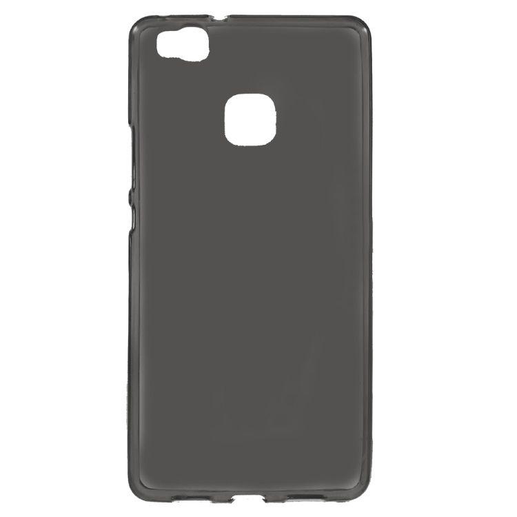 Huawei P9 Lite - Dobbeltsidet Mat TPU Cover - Grå