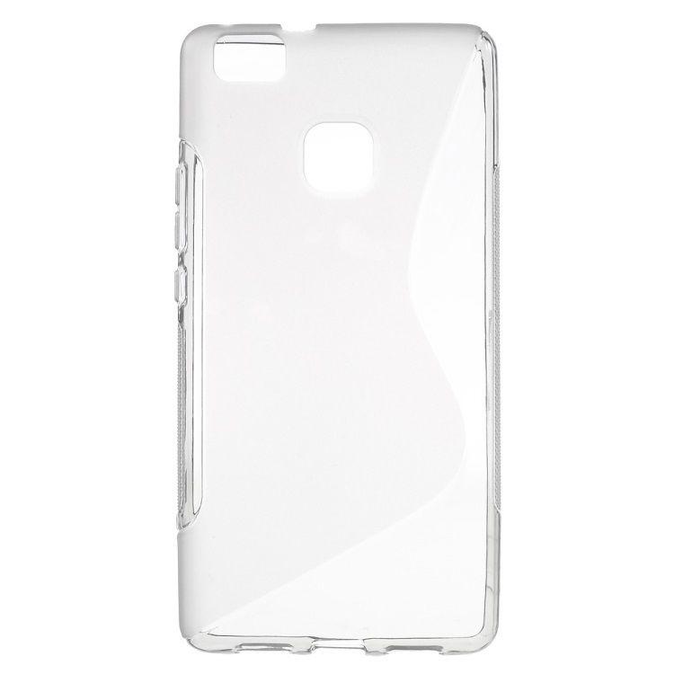 Image of   Huawei P9 Lite - S-line TPU Gummi Back Etui - Grå