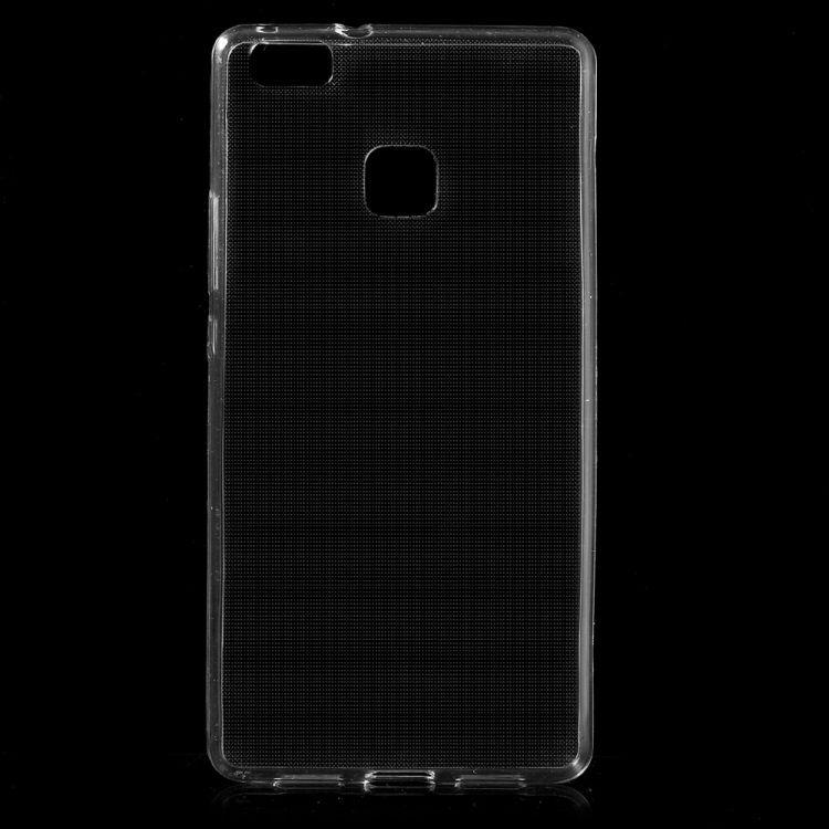 Image of   Huawei P9 Lite - Ultratyndt Gummi TPU Etui Cover