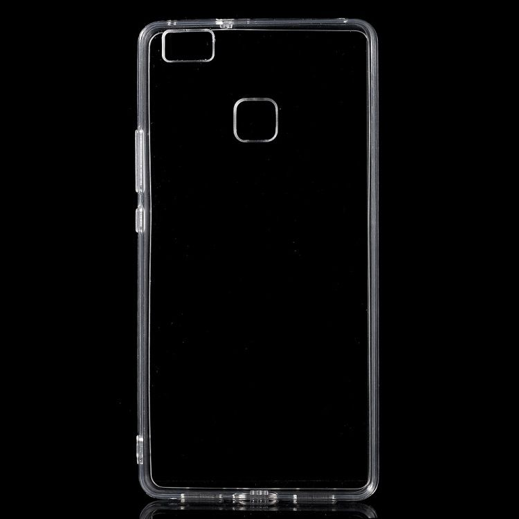 Image of   Huawei P9 Lite - Blød TPU Ramme + Akryl Back Cover