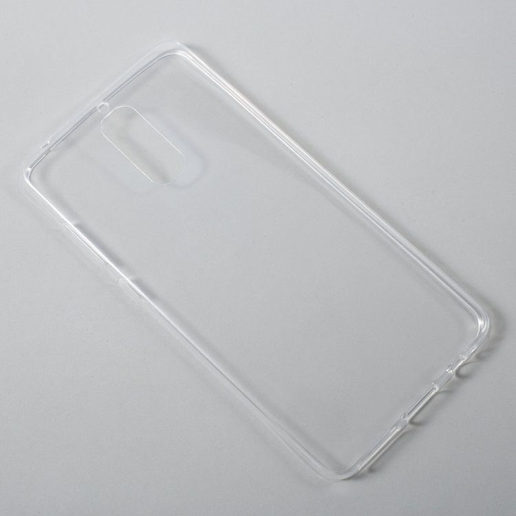 Image of   Huawei Mate 9 Pro - Ultratyndt Klart TPU Cover - Transparent